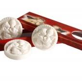 Sada 3 dekoračných mydiel 3 x 100 gramov