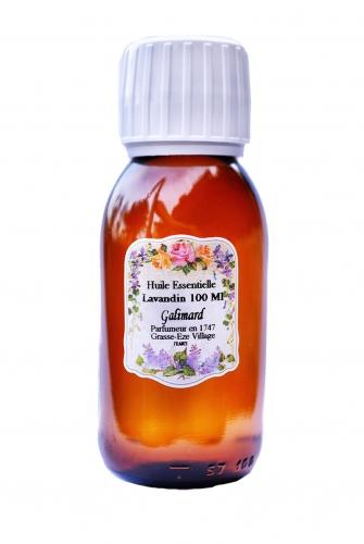 Lavandin esenciálny levandulový olej 100 ml